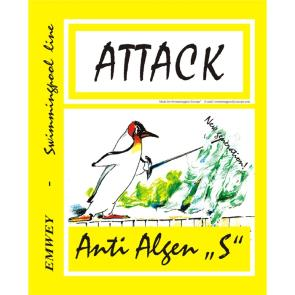 Anti Algue S -Yellow - 1L - ATTACK