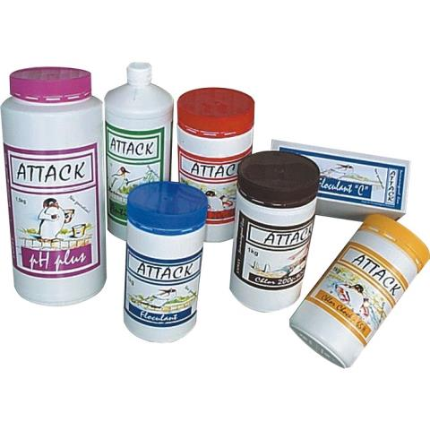 pH plus 1,0kg -ATTACK