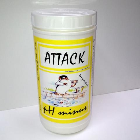 pH minus 1,5kg-ATTACK
